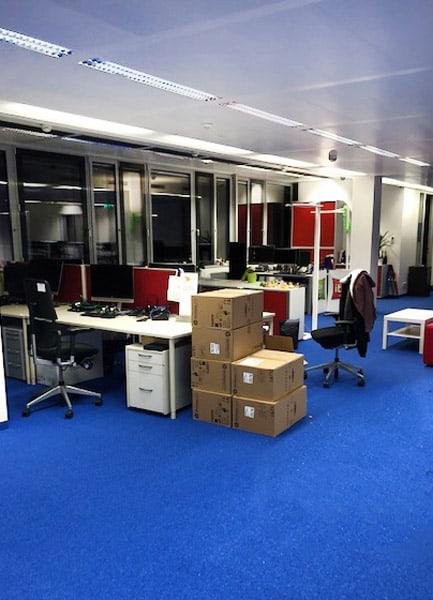 Betriebsübersiedlung | Firmenumzug | Betriebsumzug